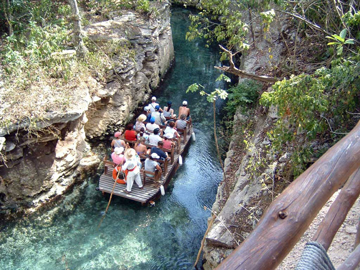Xcaret Private Tour