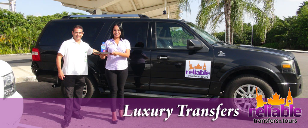 Luxury Transfers