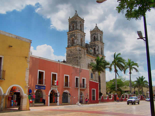 Valladolid town